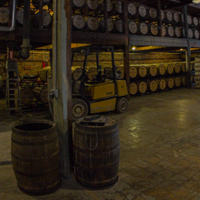 800 Barrels of Whiskey