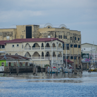 Belize City Docks