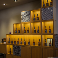 Bourbon Display