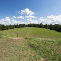 Top of Burial Mound